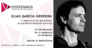 Workshop con Elias Garcia Herrera