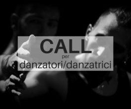 Progetto S. Call danzatori e danzatrici per residenza artistica presso Teatri di Vita di Bologna