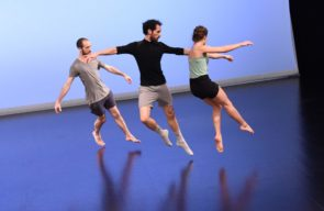 Audition Compagnie Hallet Eghayan (Francia)
