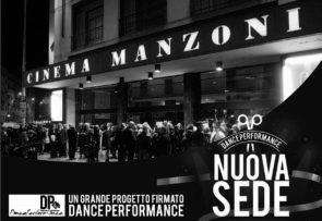 Riapre il Teatro Manzoni a Firenze, nuova sede di Dance Performance. Audizioni per danzatori e danzatrici e per la scuola