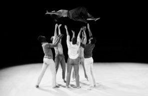 Protein Dance in Border Tales – Racconti di frontiera di Luca Silvestrini alla Lavanderia a Vapore di Collegno