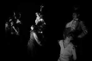 Atmosfere noir per Show di Hofesh Shechter al Teatro Ariosto di Reggio Emilia