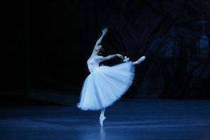 Dal Bolshoi di Mosca al cinema Giselle con Svletlana Zakharova e Sergei Polunin
