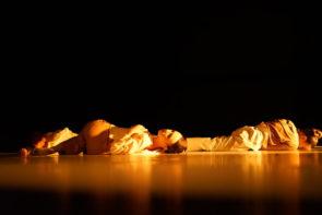 Francesco Colaleo, Masako Matsushita, Olimpia Fortuni e Sara Angius. In scena al Teatro Verdi di Padova i finalisti del Premio Prospettiva Danza Teatro 2018