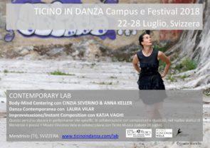 Ticino in danza LAb 2018