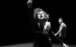 Workshop-audizione a Londra per The Passion of Andrea 2 di Simone Mousset (UK)