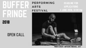 Buffer Fringe Performing Arts Festival. Open Call (Cipro)