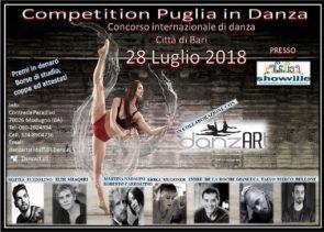 Competition Puglia in Danza 2018