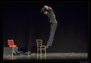 Atelier di improvvisazione con Damiano Ottavio Bigi