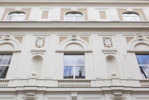 Palazzo Merulana. Si inaugura a Roma un nuovo spazio espositivo aperto anche ad eventi.