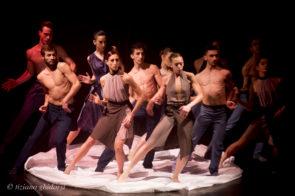 MM Contemporary Dance Company con Gershwin Suite di Michele Merola e Schubert Frames di Enrico Morelli a Lucca