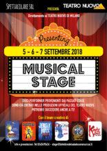 Stage di musical al Teatro Nuovo di Milano