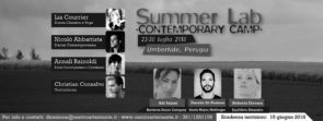Summer Lab - Contemporary Camp a Umbertide