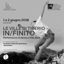 Un week end di danza a Capri. In/Finito - Le ville di Tiberio. Performance di danza a Villa Jovis con Aterballetto