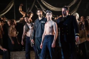 "Incantevole Billy Budd di Britten al Teatro dell'Opera di Roma: quando non occorrono idee ""out of the box"" per emozionare."