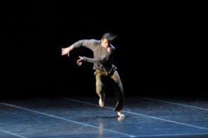 La Compagnia Točnadanza in Peggy Untitled - Dedicated to Peggy Guggenheim di Michela Barasciutti al Teatro Malibran per VeneziainDanza 2018