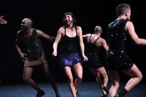 La Compagnie Jean-Claude Gallotta in My Ladies Rock al Festival di Spoleto