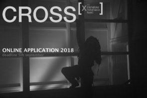 Bando CROSS Award 2018. Open Call