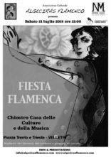 Fiesta Flamenca a Velletri