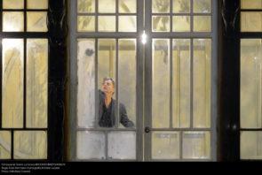 Ovazioni per Mikhail Baryshnikov al Teatro la Fenice di Venezia per l'omaggio all'amico Joseph Brodsky