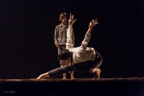 Vertigo Dance Company con One. One & Onedi Noa Wertheim apre a Roma il Festival Fuori Programma.