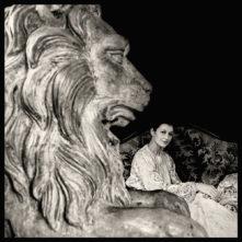 Carla Fracci a Napoli nel 1991 negli scatti di Augusto De Luca