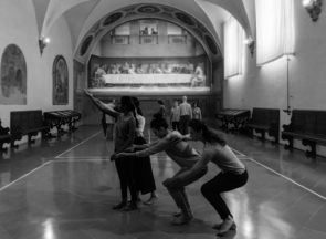 Cenacoli Fiorentini #8_Grande adagio popolare. Un progetto di Virgilio Sieni. Percorso per cittadini