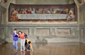 Cenacoli Fiorentini #8_Grande adagio popolare. Un progetto di Virgilio Sieni. Percorso per danzatori.
