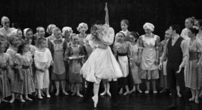English Youth Ballet. Audizione per Giselle (UK)