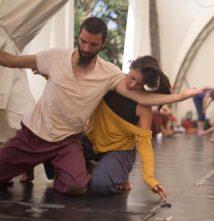 Due diventa Uno. Contact Improvisation con Michele Marchesini