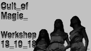 Collettivo Cult of Magic. Workshop di danza sulla gestualità dei percorsi iniziatici
