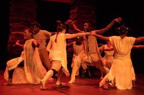 La potenza di Kirina di Serge-Aimé Coulibaly ha aperto il Romaeuropa Festival 2018