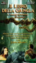 Audizione per il musical Il libro della giungla, il viaggio di Mowgli. Si cerca un ballerino-acrobata