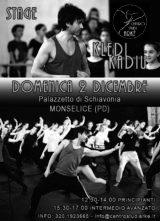 Stage di danza classica con Dorian Grori e di danza moderna con il Kledi Kadiu
