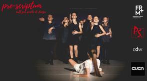 Festival Frammenti di danza contemporanea. Bando PS | Pre-Scriptum per scuole di danza e gruppi vicentini