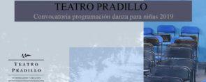 Danza per bambini al Teatro Pradillo 2019. Open Call per spettacoli per bambini da inserire nella programmazione (Spagna)