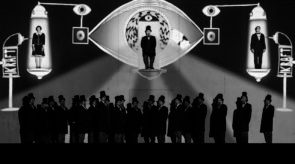 Il flauto magico dell'Opera di Roma intrappolato in un film di animazione. Magia al cubo.