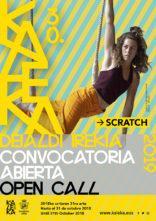 Kaleka 2019. Festival Internazionale di Teatro di Strada di Lekeitio. Open Call (Spagna)