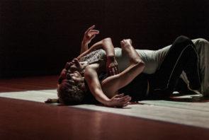 Narciso_io di e con Marta Bevilacqua e Leonardo Diana al Teatro Cantiere Florida di Firenze