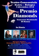 Premio Diamonds 2018. Concorso Nazionale di Danza