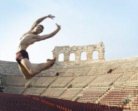 Roberto Bolle and Friends all'Arena di Verona. Doppio appuntamento anche nel 2020