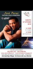 Stage di danza classica e contemporanea con Josè Perez