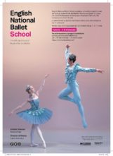 A Catania stage e audizione English National Ballet School