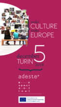 Make Culture, Make Europe. A Torino un incontro su audience development e audience engagement