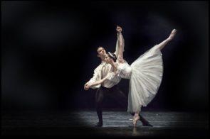 Il Balletto del Sud in Serata Romantica di Fredy Franzutti al Teatro Team di Bari
