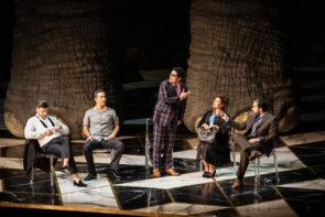 Mi è sembrato di vedere un elefante tra Figaro e Susanna! Le nozze di Figaro all'Opera di Roma