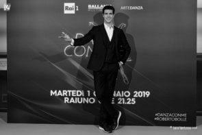 Roberto Bolle torna su Rai1 con Danza con me il 1° gennaio 2019