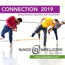 Connection 2019. Workshop intensivo con la Nunzio Impellizzeri Dance Company