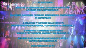 Audizioni Club del Sole e Metamorfosi Animazione per ballerine, ballerini, cantanti, performers e comedians