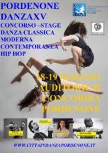 Concorso Città in Danza Pordenone 2019